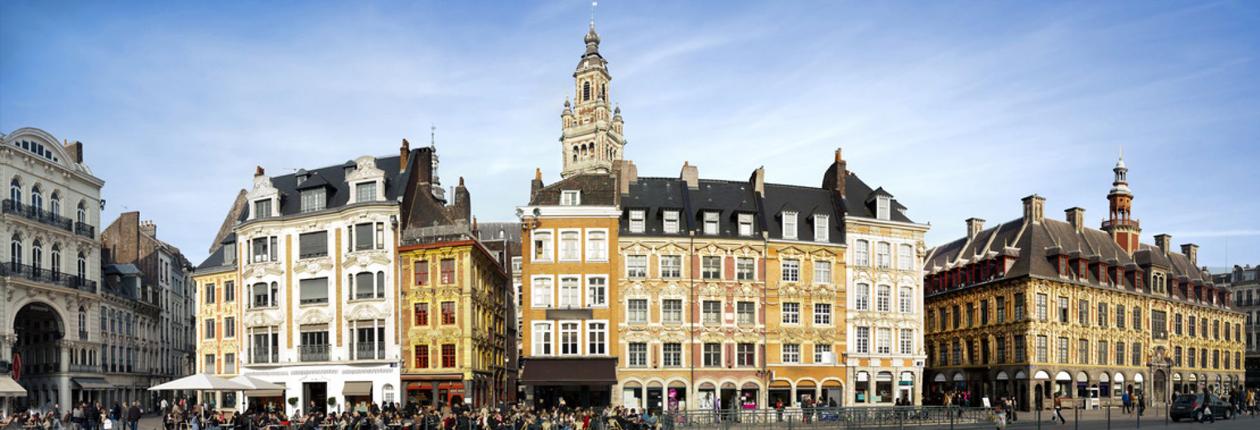 Vacances Lille